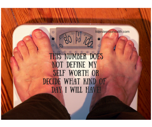 Be Brazen And Kiss The Bathroom Scale Goodbye Little
