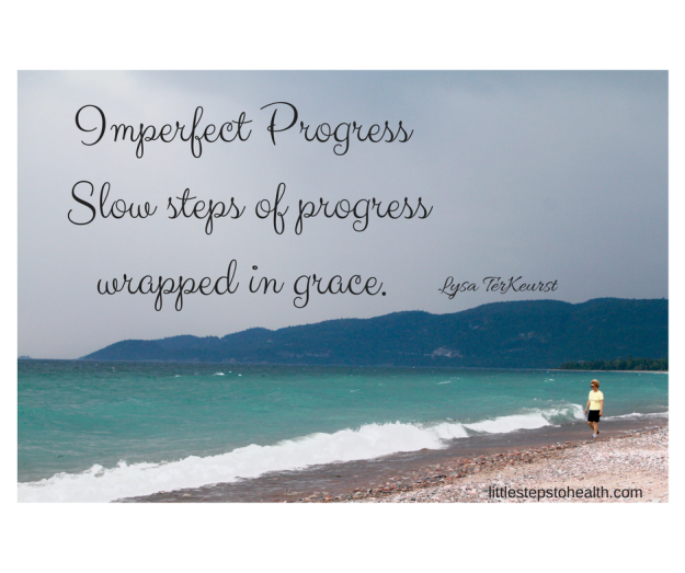 Imperfect Progress