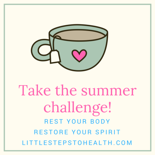 Take the summerchallenge!